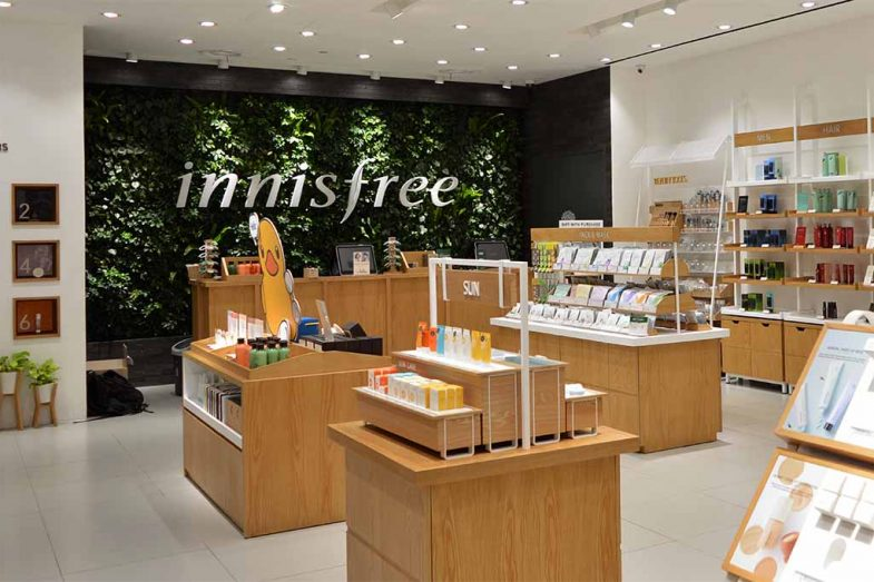 Innisfree Mal Grand Indonesia