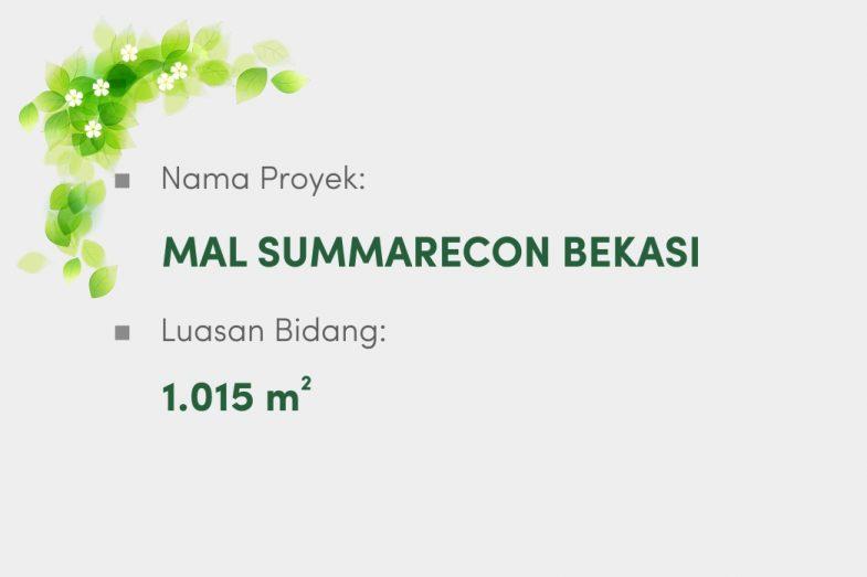 Mal Summarecon Bekasi