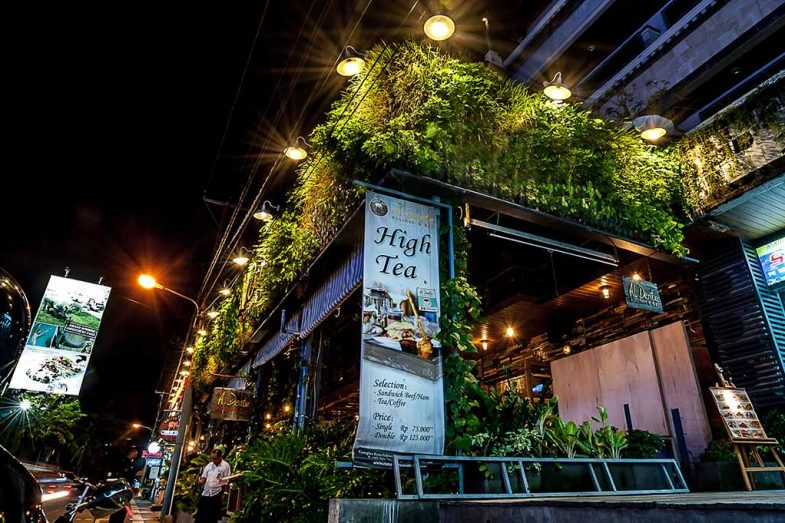 Restoran Al Dente Bali
