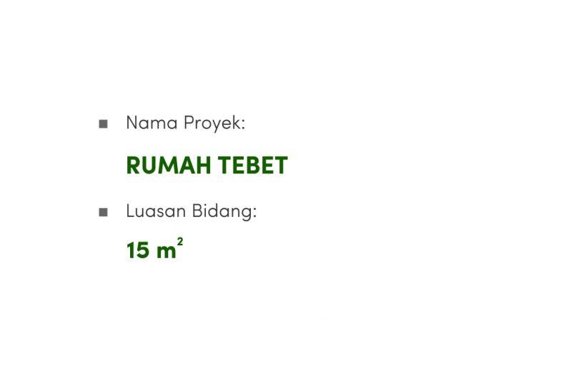 Rumah di Tebet